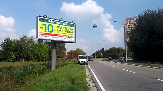 AFFISSIONI INTERSPAR BOLOGNA 15/09