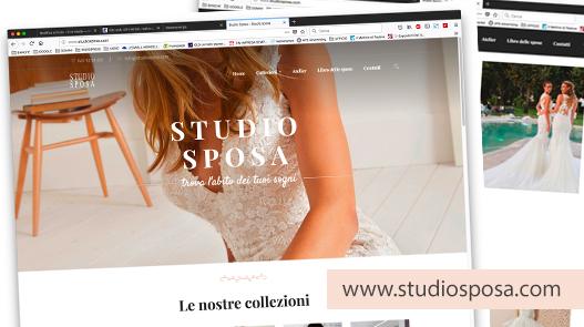 SITO WEB STUDIO SPOSA